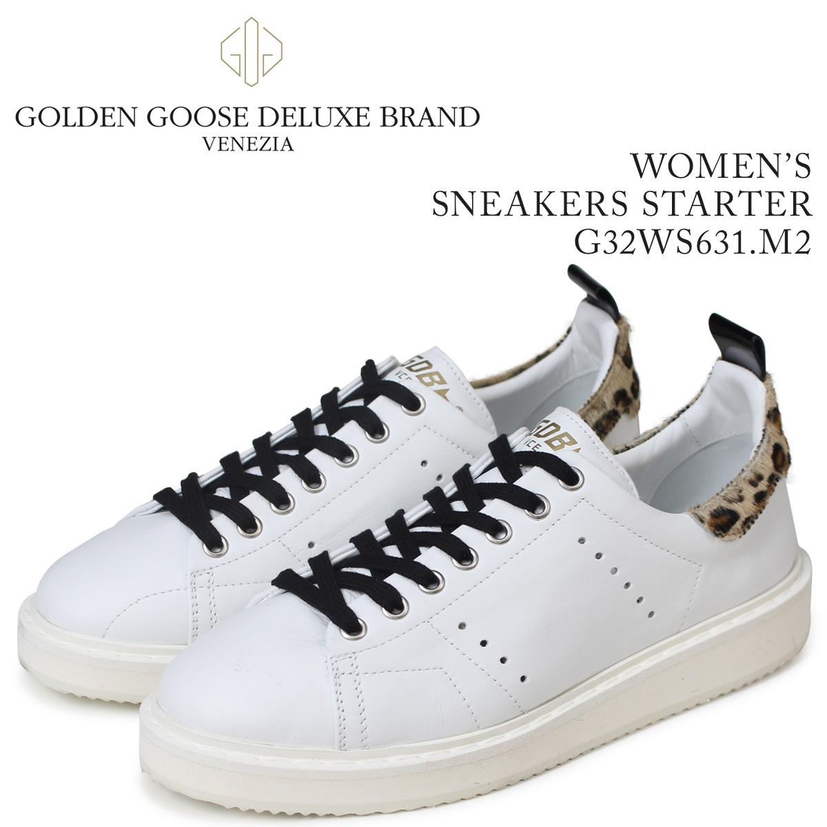 Golden Goose ゴールデングース スニーカー レディース スニーカーズ スターター SNEAKERS STARTER ホワイト 白 G32WS631 M2