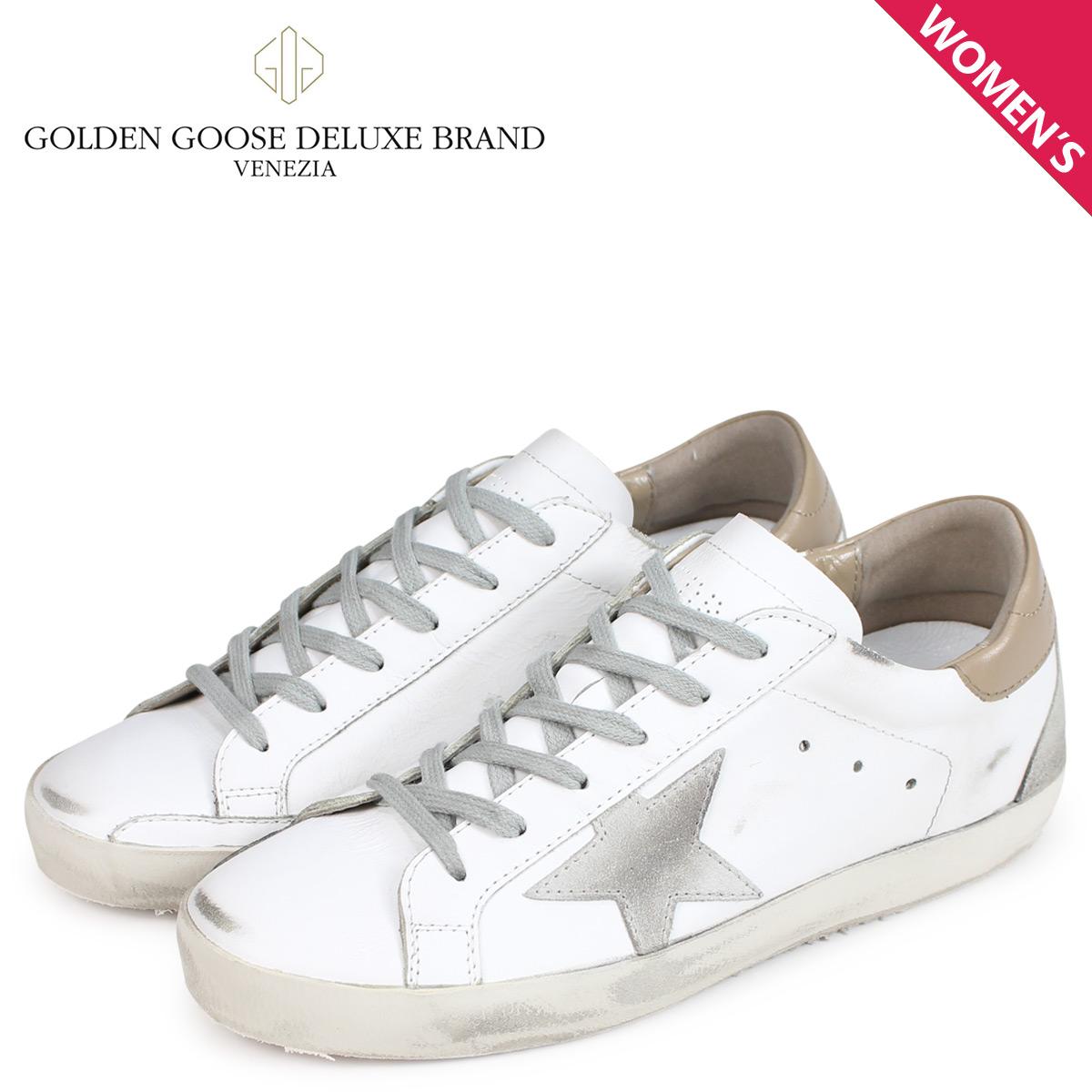 Golden Goose ゴールデングース スニーカー レディース スーパースター SNEAKERS SUPERSTAR ホワイト 白 G33WS590 H20