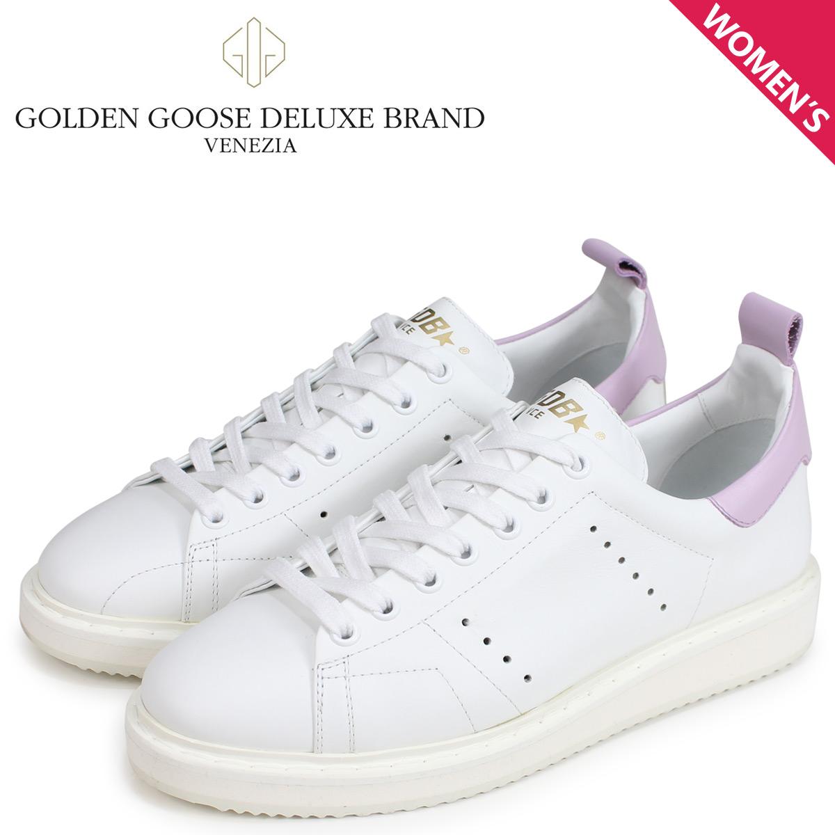 Golden Goose ゴールデングース スニーカー レディース スターター SNEAKERS STARTER ホワイト 白 G33WS631 M3