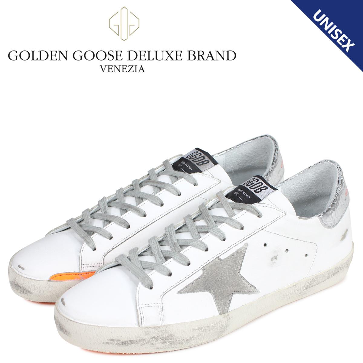 Golden Goose ゴールデングース スーパースター スニーカー メンズ レディース SUPERSTAR ホワイト 白 G34MS590 M38