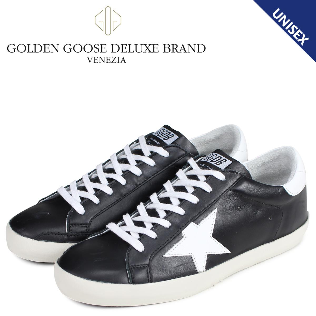 Golden Goose ゴールデングース SUPERSTAR スニーカー スーパースター メンズ レディース ブラック 黒 G34MS590 N31 [予約商品 4/18頃入荷予定 新入荷]