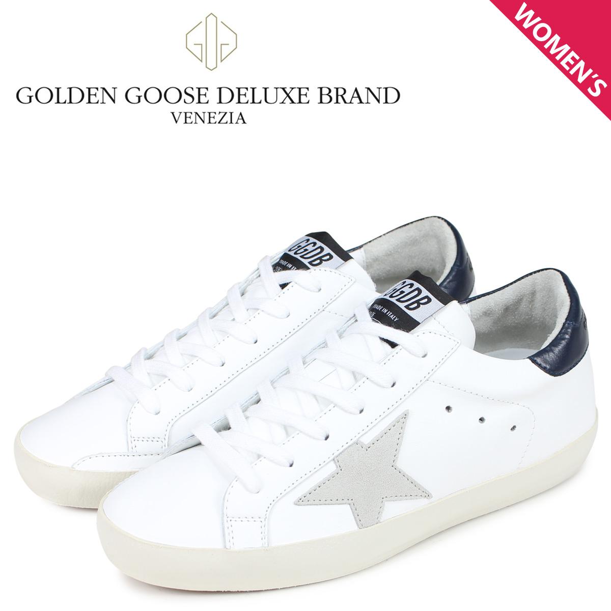 Golden Goose ゴールデングース スニーカー スーパースター レディース SNEAKERS SUPERSTAR ホワイト 白 G34WS590 L65 [3/4 新入荷]