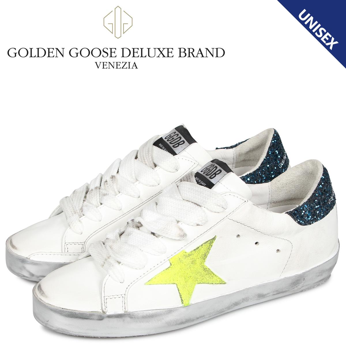 Golden Goose ゴールデングース スーパースター スニーカー メンズ レディース SUPERSTAR ホワイト 白 G35WS590 R49