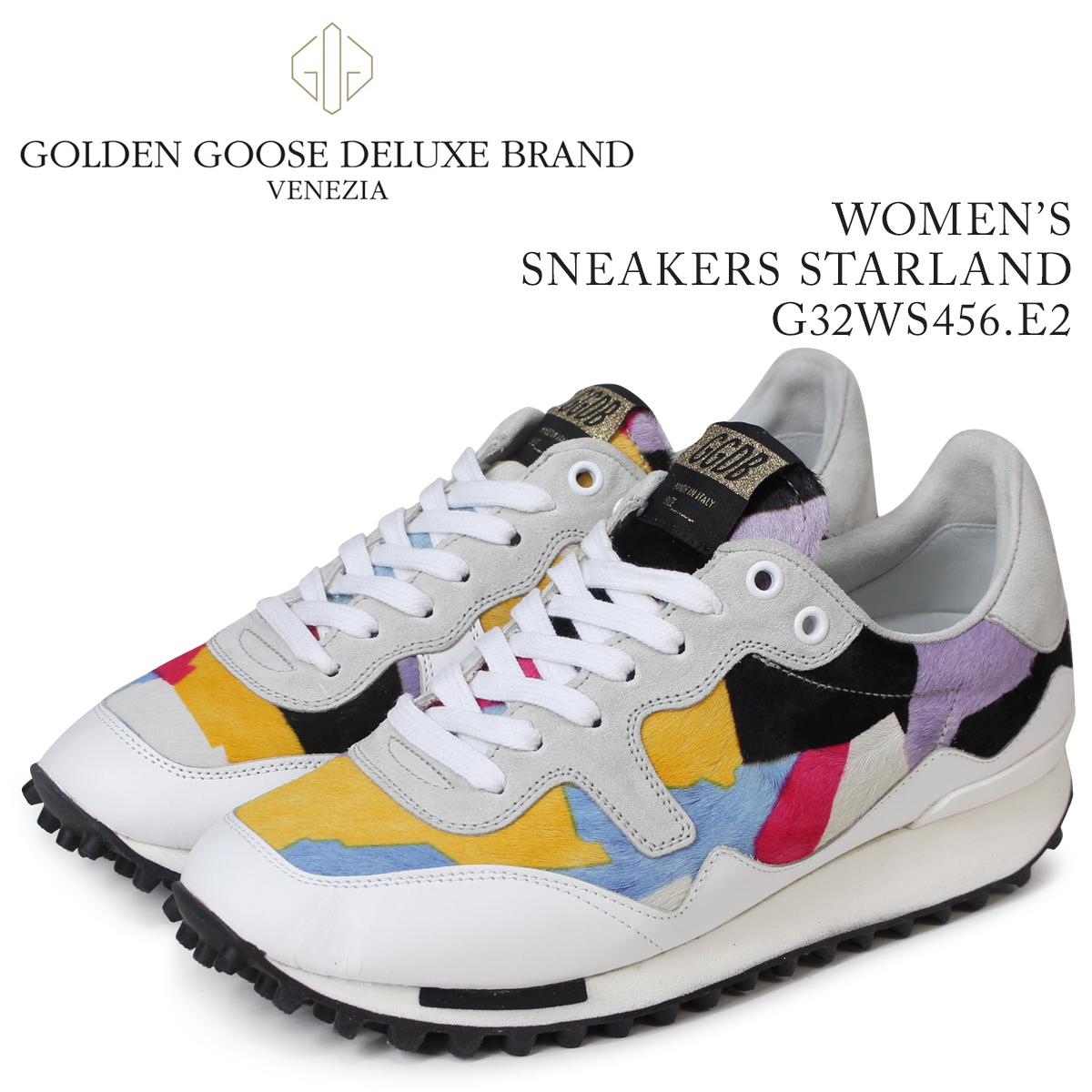 Golden Goose ゴールデングース スニーカー レディース スニーカーズ スターランド SNEAKERS STARLAND ホワイト G32WS456 E2