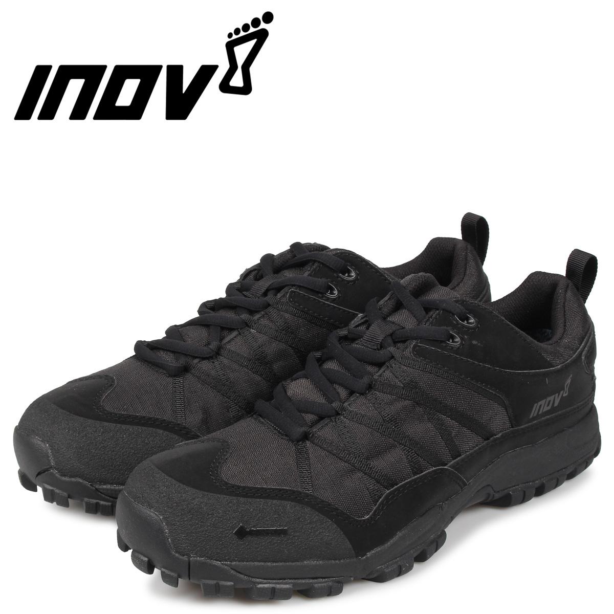 inov-8 イノヴェイト フライロック シューズ トレイルランニングシューズ メンズ FLYROC 345 GTX CD UN ブラック 黒 NO1OGG19BK