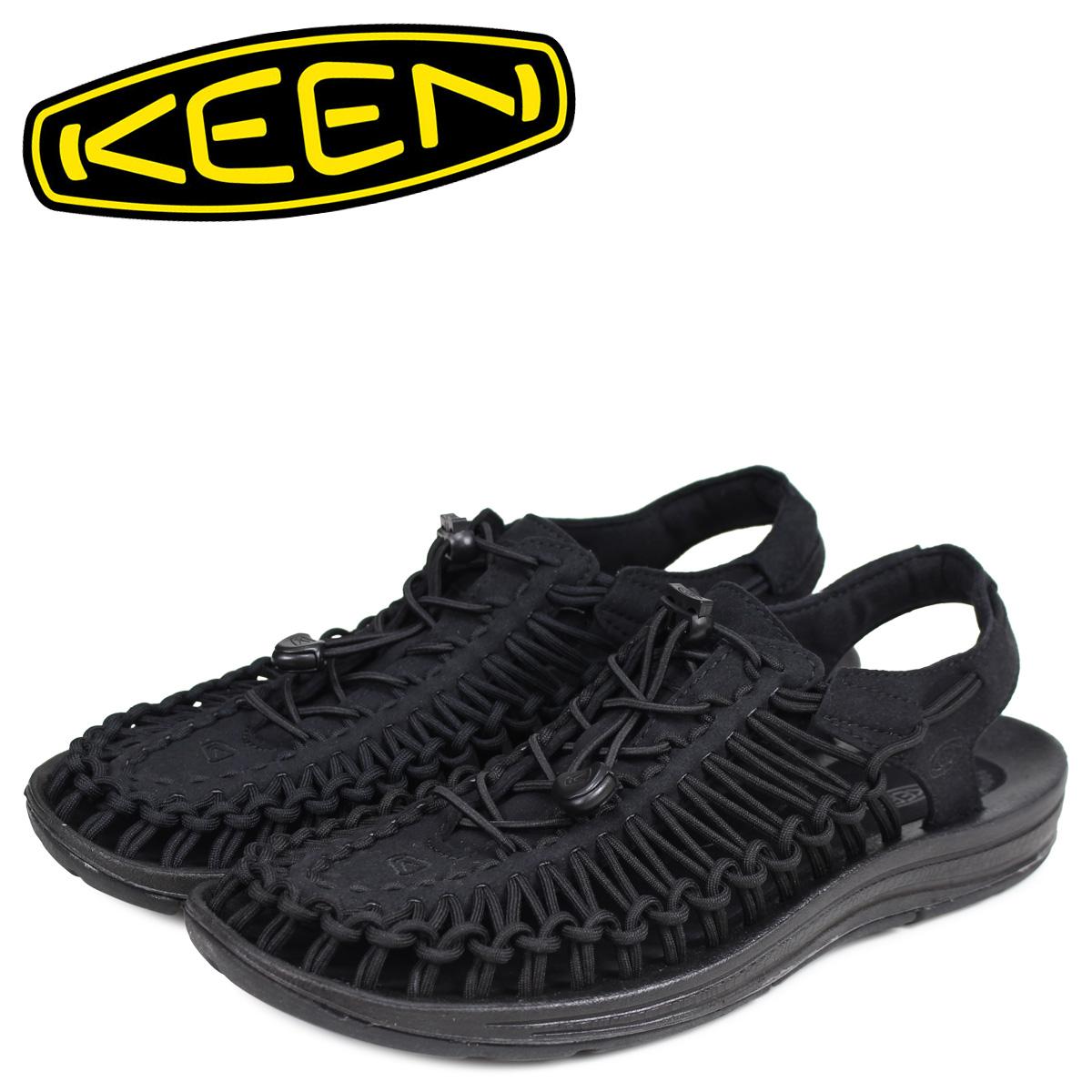 KEEN キーン ユニーク サンダル スポーツサンダル メンズ UNEEK ブラック 黒 1014097
