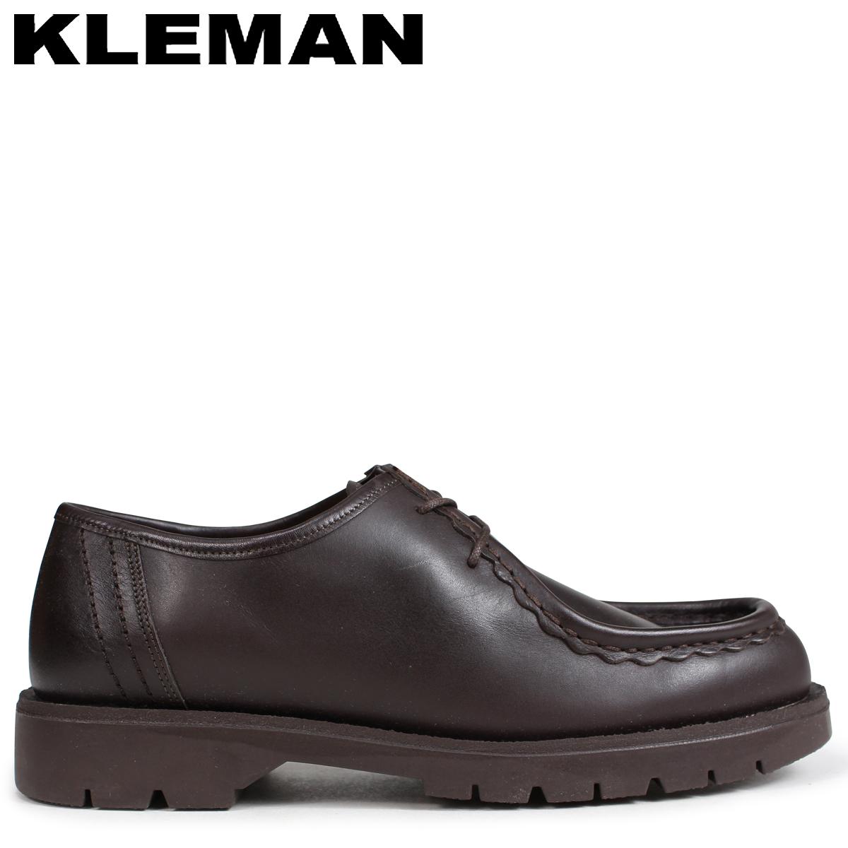 クレマン KLEMAN PADROR 靴 チロリアン シューズ メンズ TYROLEAN SHOES ブラウン VA72107 XA72507 [4/3 再入荷]