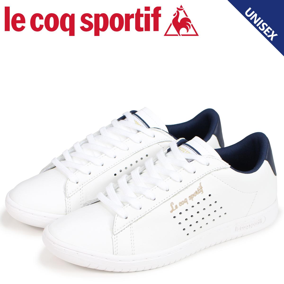 8bdea1f7a6a2 le coq sportif Le Coq Sportif men gap Dis sneakers Arthur Ashe nostalgic  ARTHUR ASHE RETRO white 1810313  load planned Shinnyu load in reservation  product ...