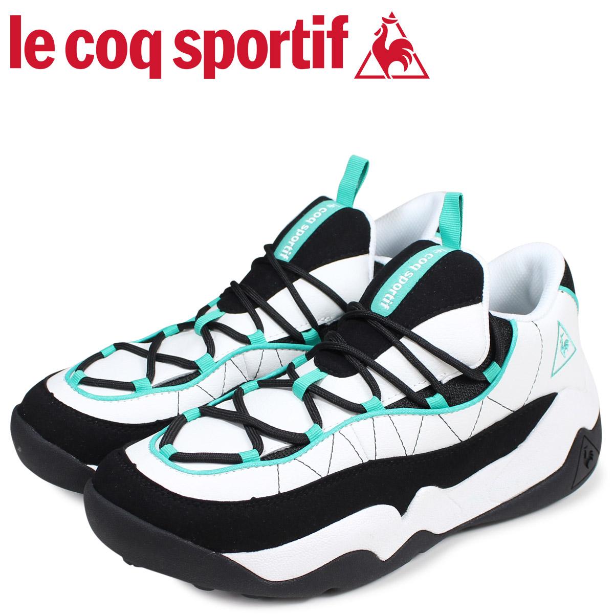 le coq sportif ルコック スポルティフ スニーカー メンズ LCS TR ホワイト 白 QL2NJC01WE [3/15 新入荷]