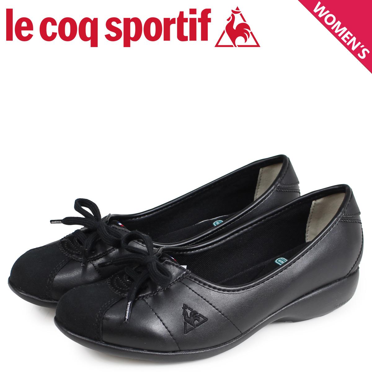 geweldige prijs kortingsbon loop schoenen le coq sportif Le Coq Sportif shoes 2, Montpellier Lady's MONTPELLIER 2 WD  black black QL3MJC67BK
