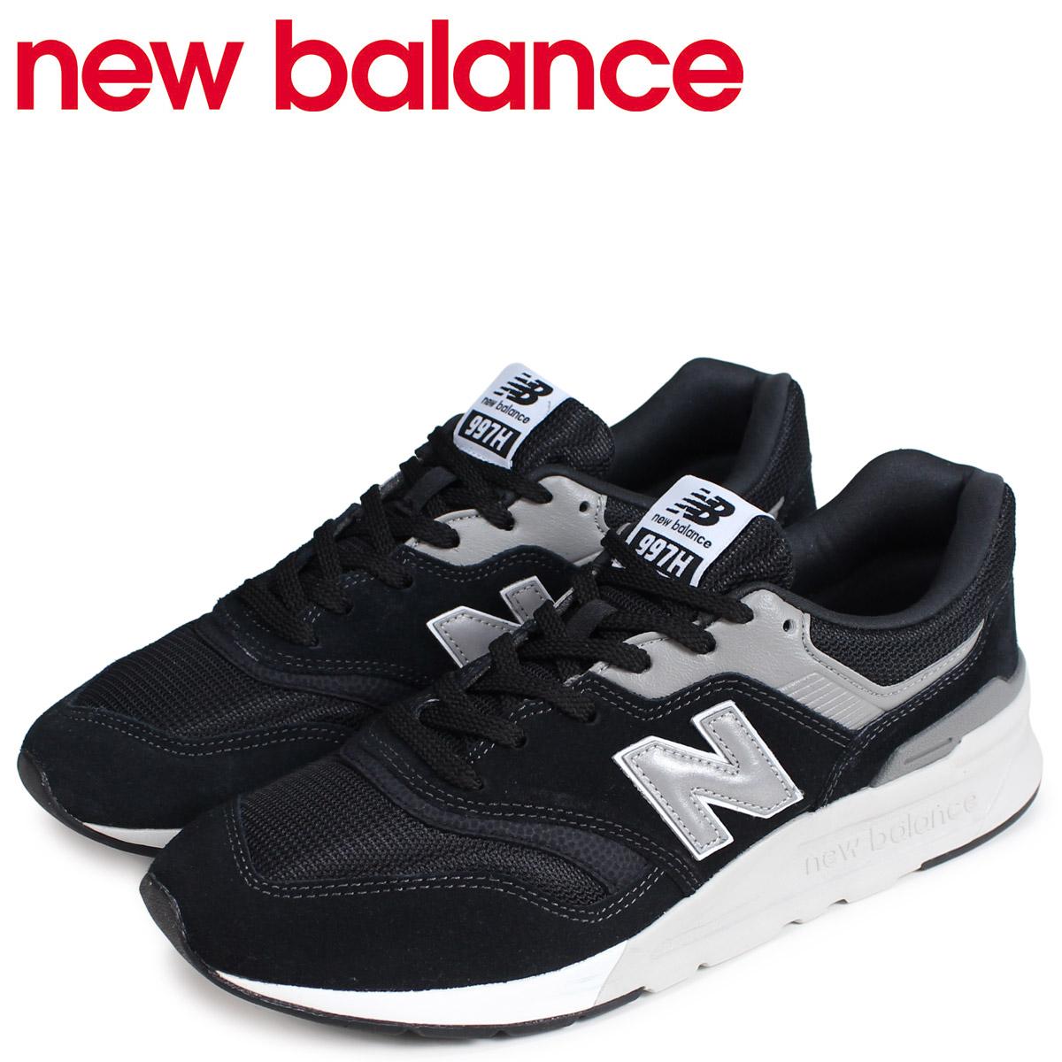 new balance ニューバランス 997 スニーカー メンズ Dワイズ ブラック 黒 CM997HCC