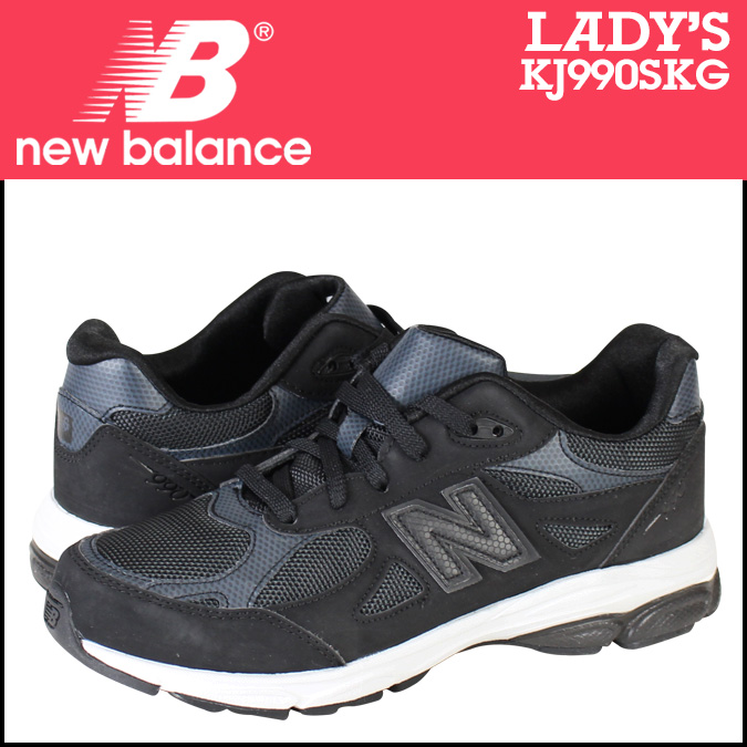 new balance 993 black leather