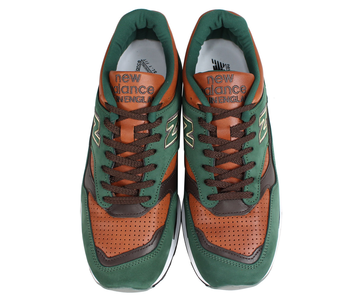 uk availability 8b824 8a126 new balance 1500 men s New Balance sneakers M1500GT D Wise MADE IN UK green