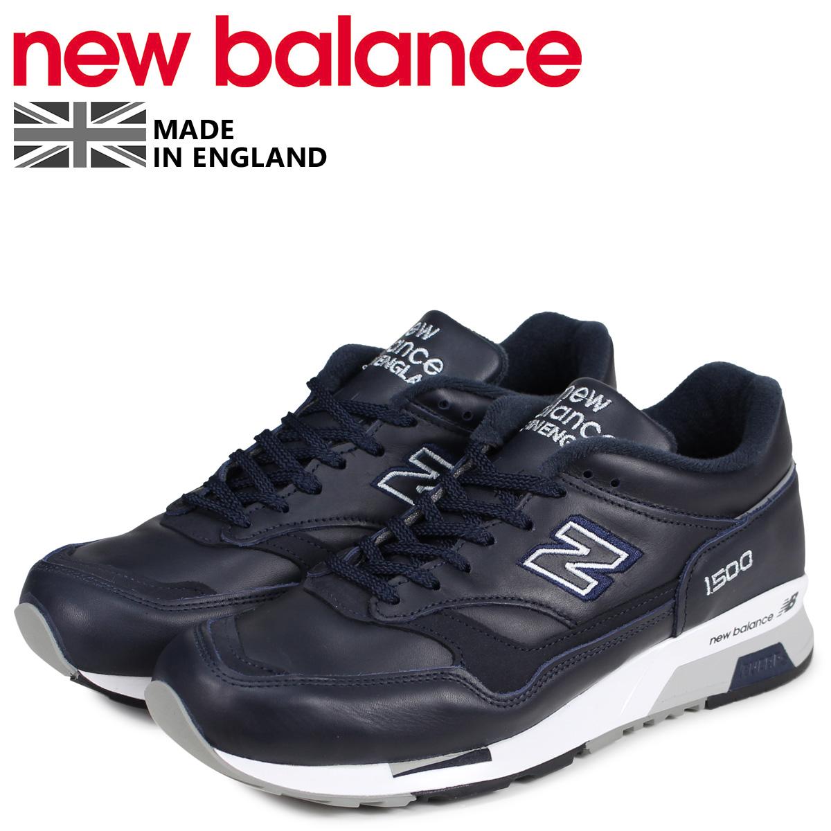 new balance ニューバランス 1500 スニーカー メンズ Dワイズ MADE IN UK ネイビー M1500NAV [4/14 再入荷]