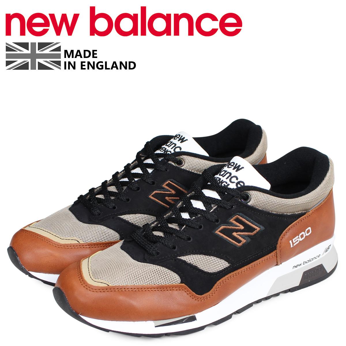 new balance ニューバランス 1500 スニーカー メンズ Dワイズ MADE IN UK ブラウン M1500TBT [3/11 新入荷]