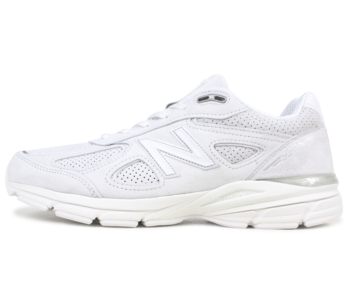 the best attitude f90e8 60e6f new balance New Balance 990 sneakers men D Wise MADE IN USA gray M990AF4