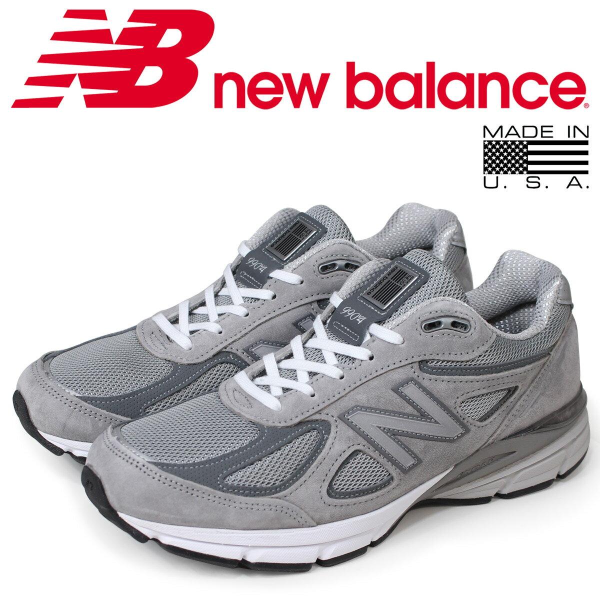 promo code 4d8e5 2d873 new balance New Balance 990 sneakers men D Wise gray M990GL4