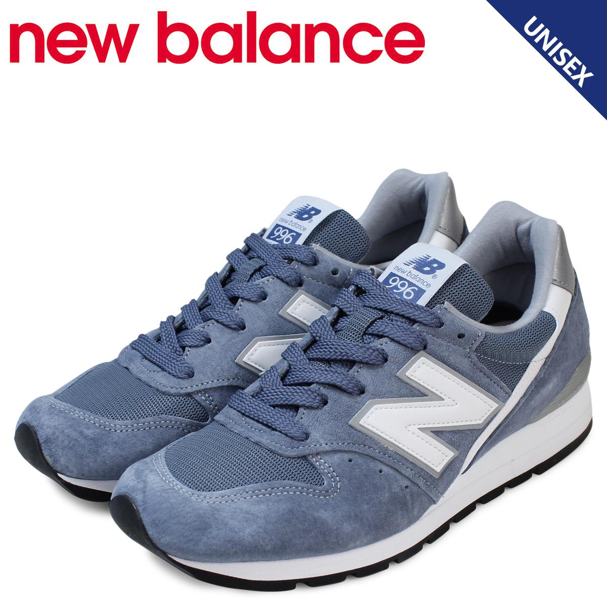 New Balance 996 Light Blue M996CHG  