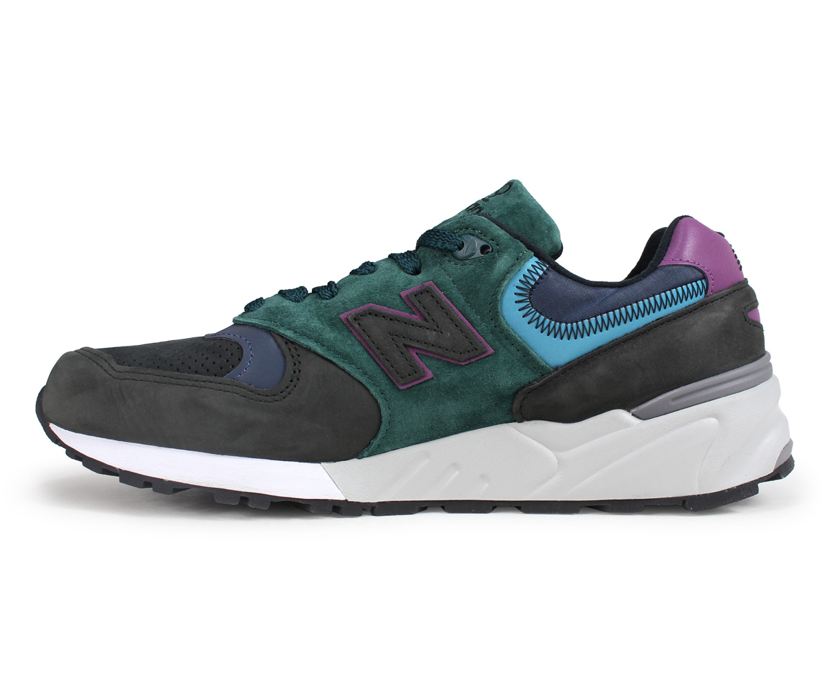 check out e60d9 a6dfc new balance 999 men's New Balance sneakers M999JTB D Wise MADE IN USA green