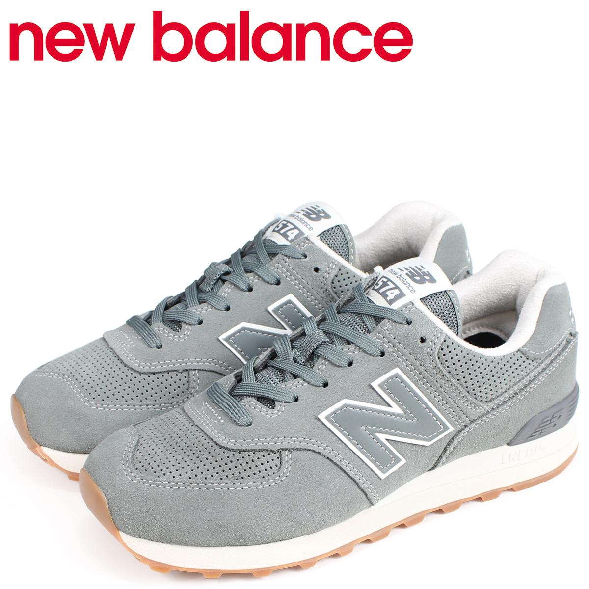new balance ml574 verde