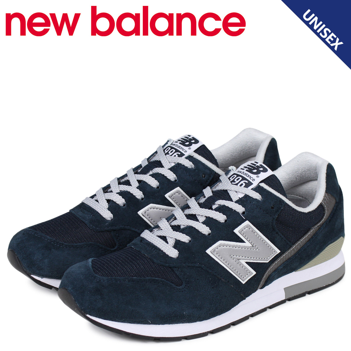694b441404c03 Sugar Online Shop: new balance 996 lady's men's New Balance sneakers  MRL996AN D Wise shoes navy | Rakuten Global Market