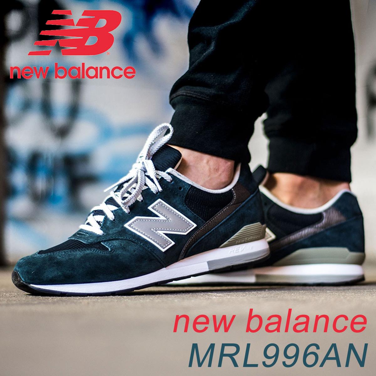 new balance sneakers model 996