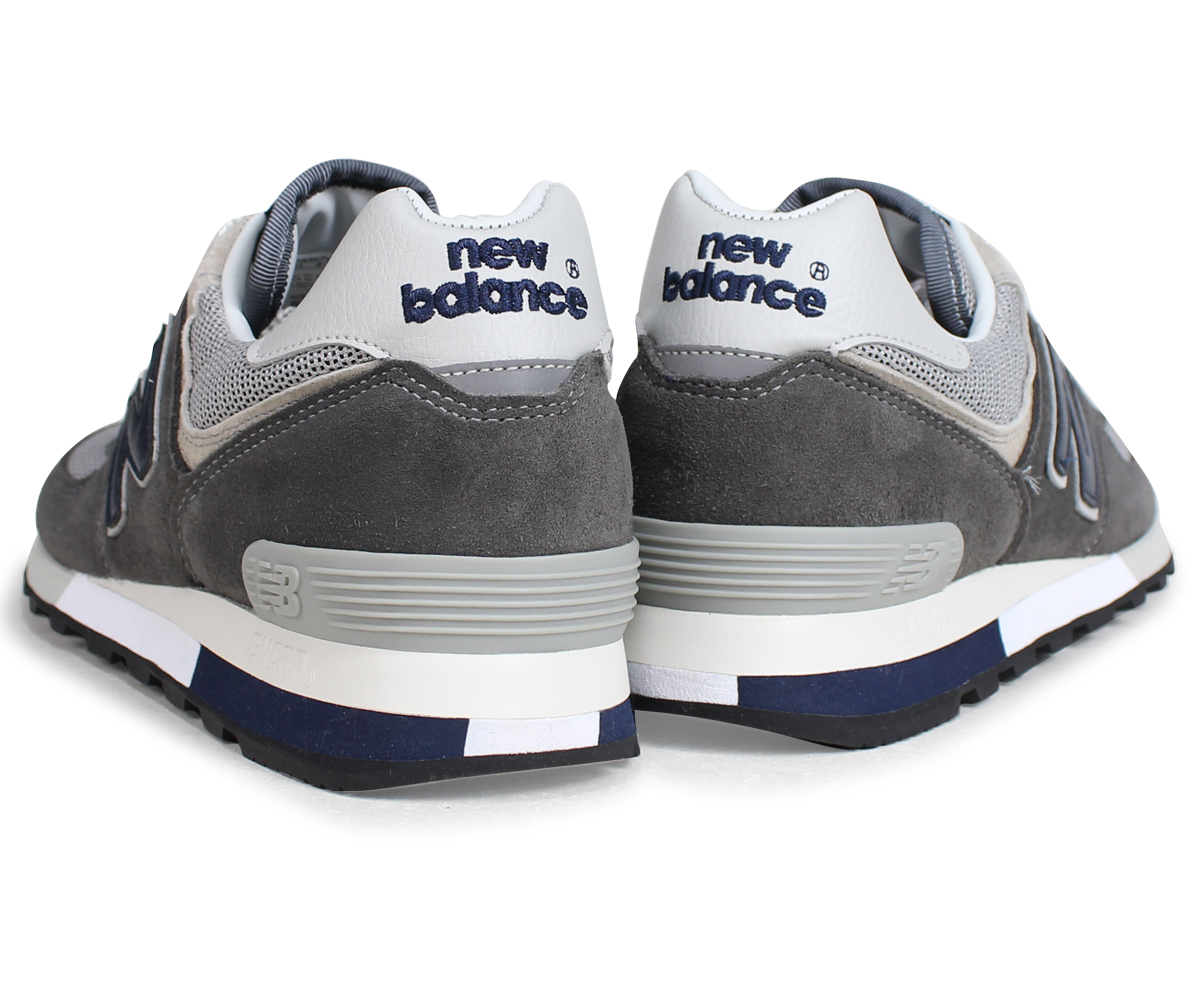 info for c6200 0a582 new balance 576 men's New Balance sneakers OM576OGG D Wise MADE IN UK gray