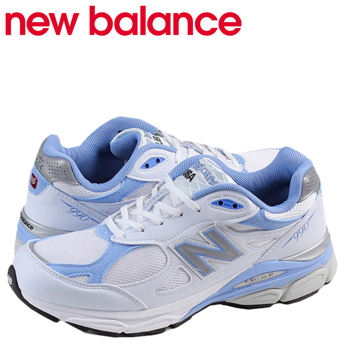 Shop Online Sneakers New Balance Lady's Sugar W990wb3 qUSw51