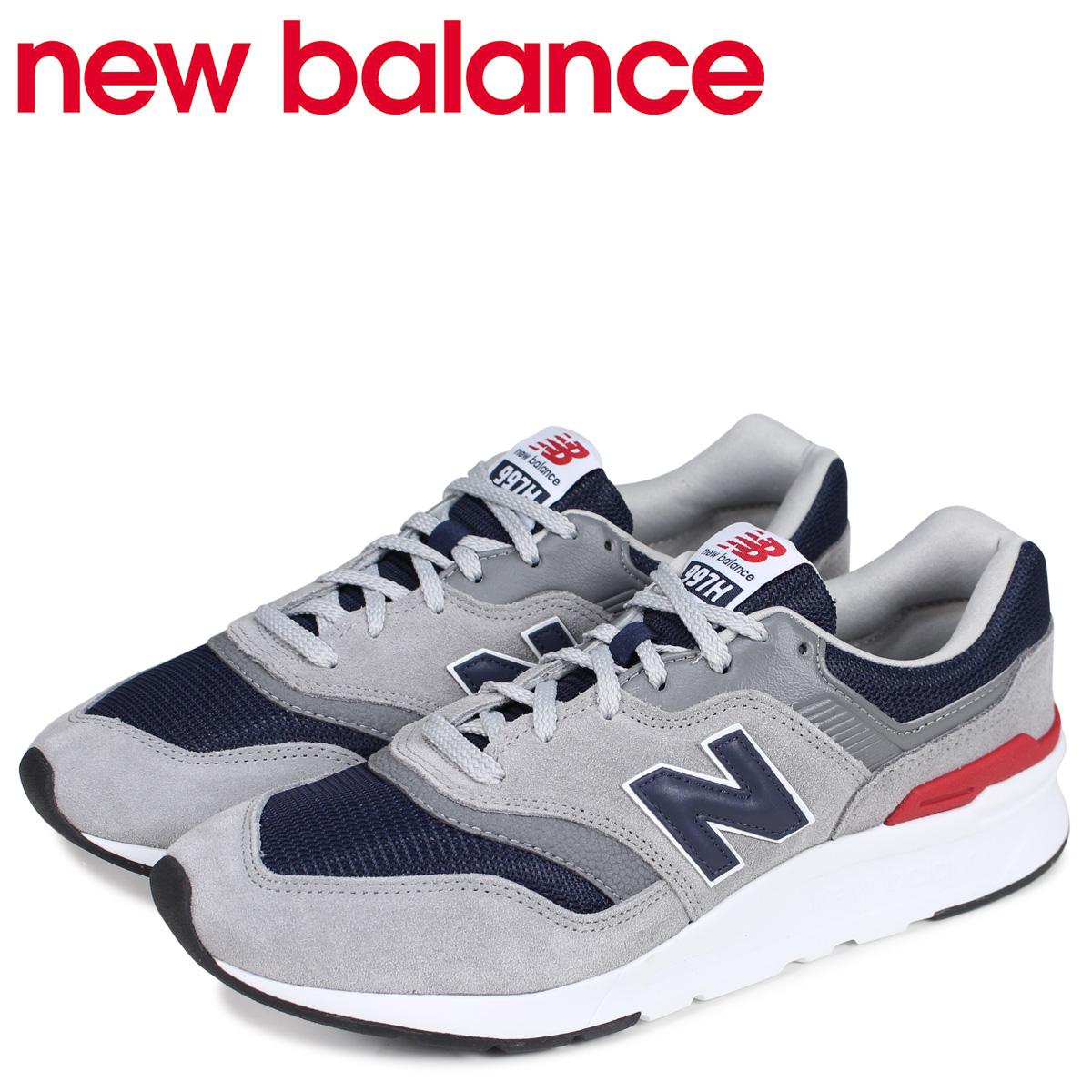new balance ニューバランス 997 スニーカー メンズ Dワイズ グレー CM997HCJ