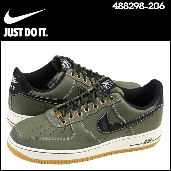 nike air force 1 low olive