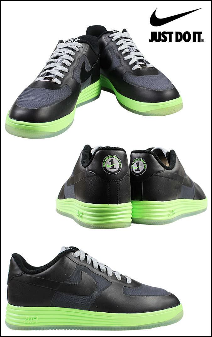 low cost 4fb5c 07558 ... Nike NIKE LUNAR FORCE 1 FUSE LEATHER sneakers Lunar force 1 fuse leather  mens Luna force . ...