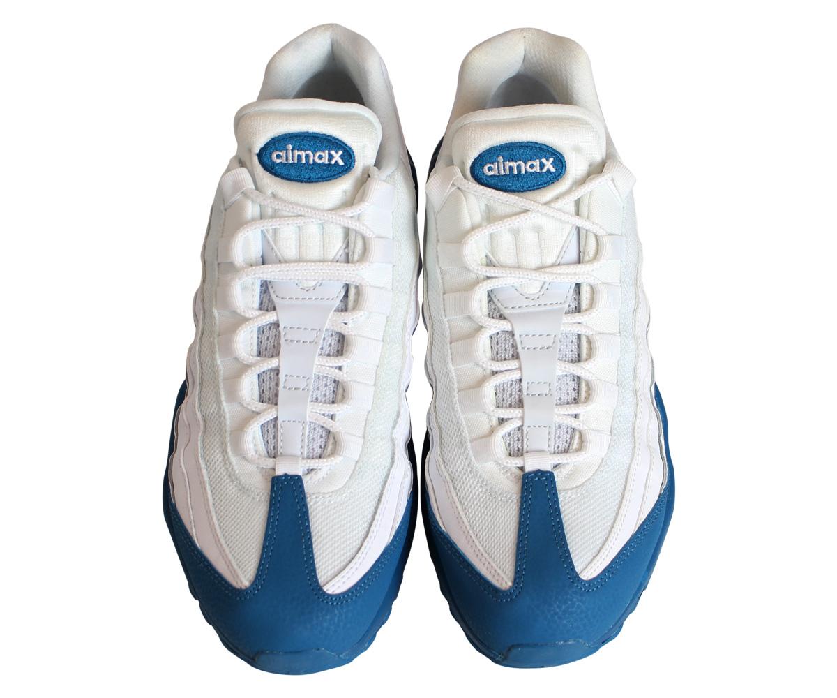 NIKE Kie Ney AMAX 95 essential sneakers men AIR MAX 95 ESSENTIAL white white 749,766 113