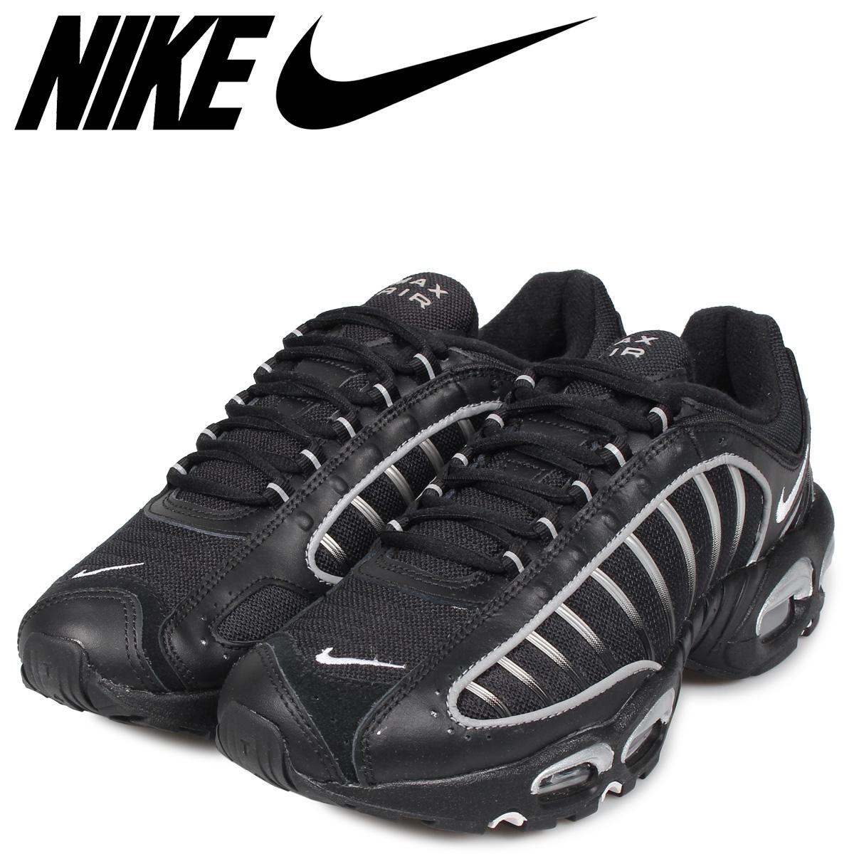 NIKE Kie Ney AMAX tale wind 4 sneakers men AIR MAX TAILWIND 4 black black AQ2567 003 [96 Shinnyu load]