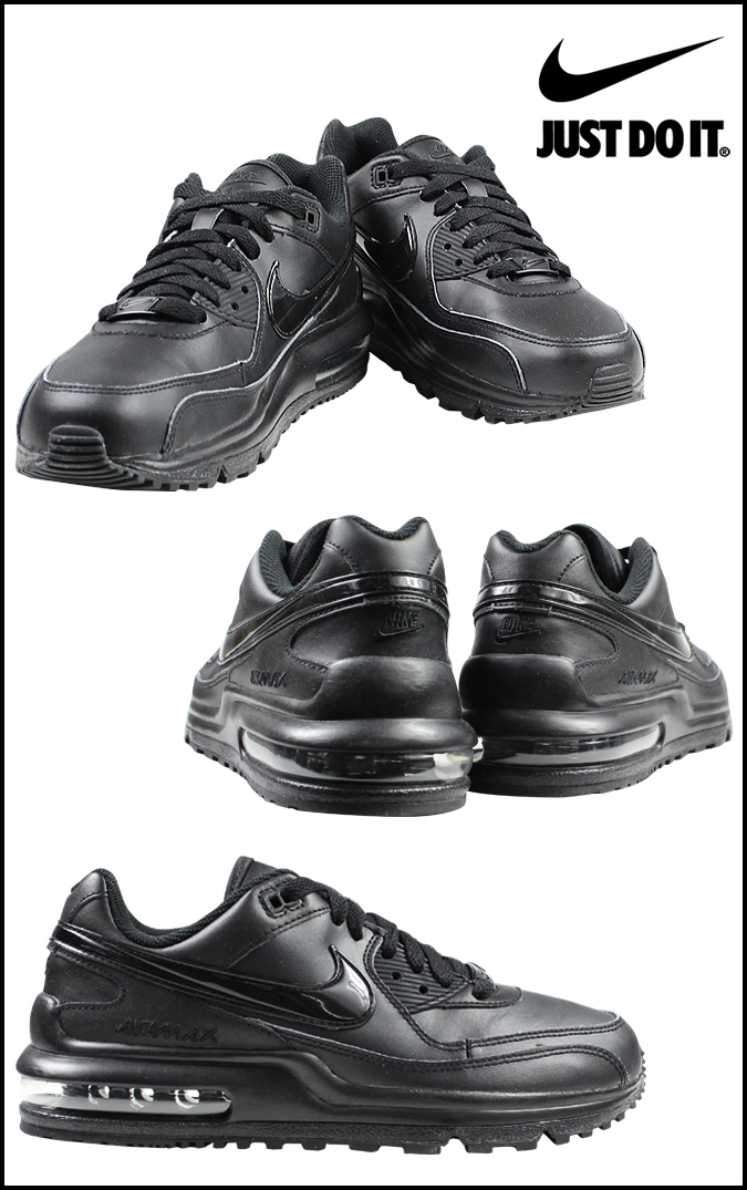 on sale 76bb2 0c4e1 ... Nike NIKE womens AIR MAX WRIGHT LTD GS sneakers Air Max light limited  girls leather kids ...
