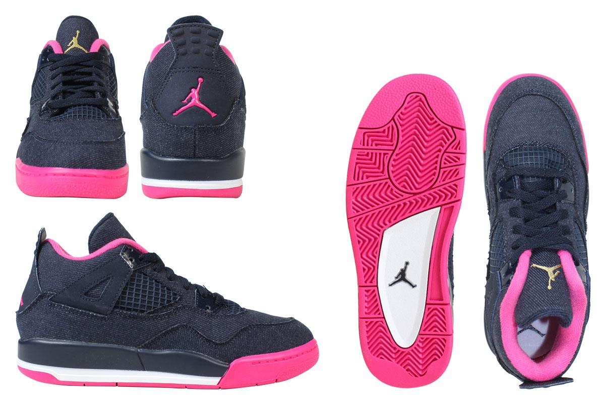 344776d7c4b549 Sugar Online Shop  Nike NIKE Air Jordan sneakers kids AIR JORDAN 4 ...