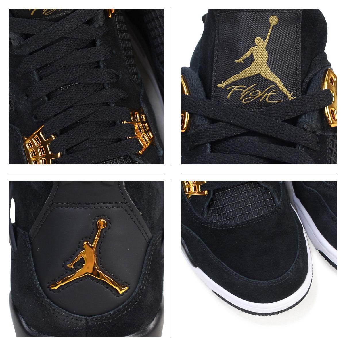 19db8e2b484 ... Nike NIKE Air Jordan 4 nostalgic sneakers AIR JORDAN 4 RETRO ROYALTY  308,497-032 men's ...