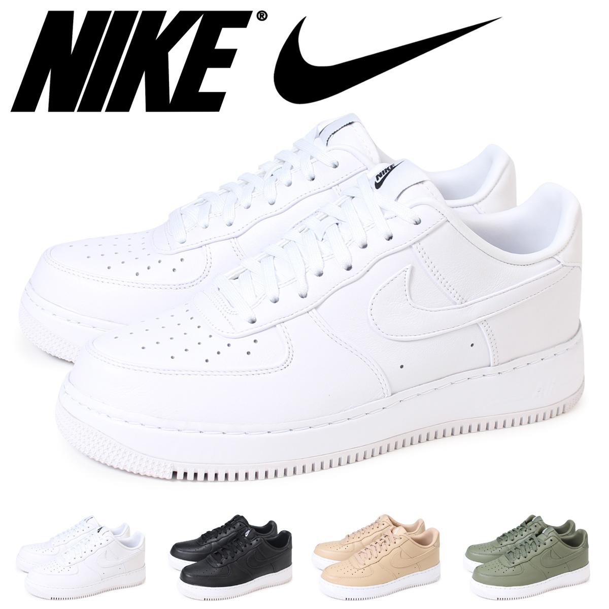 NIKE Nike air force men sneakers laboratory NIKELAB AIR FORCE 1 LOW shoes