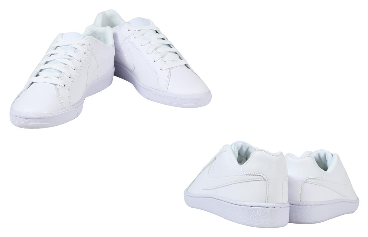 NIKE耐克大衣皇家运动鞋COURT ROYALE 749747-111人鞋白