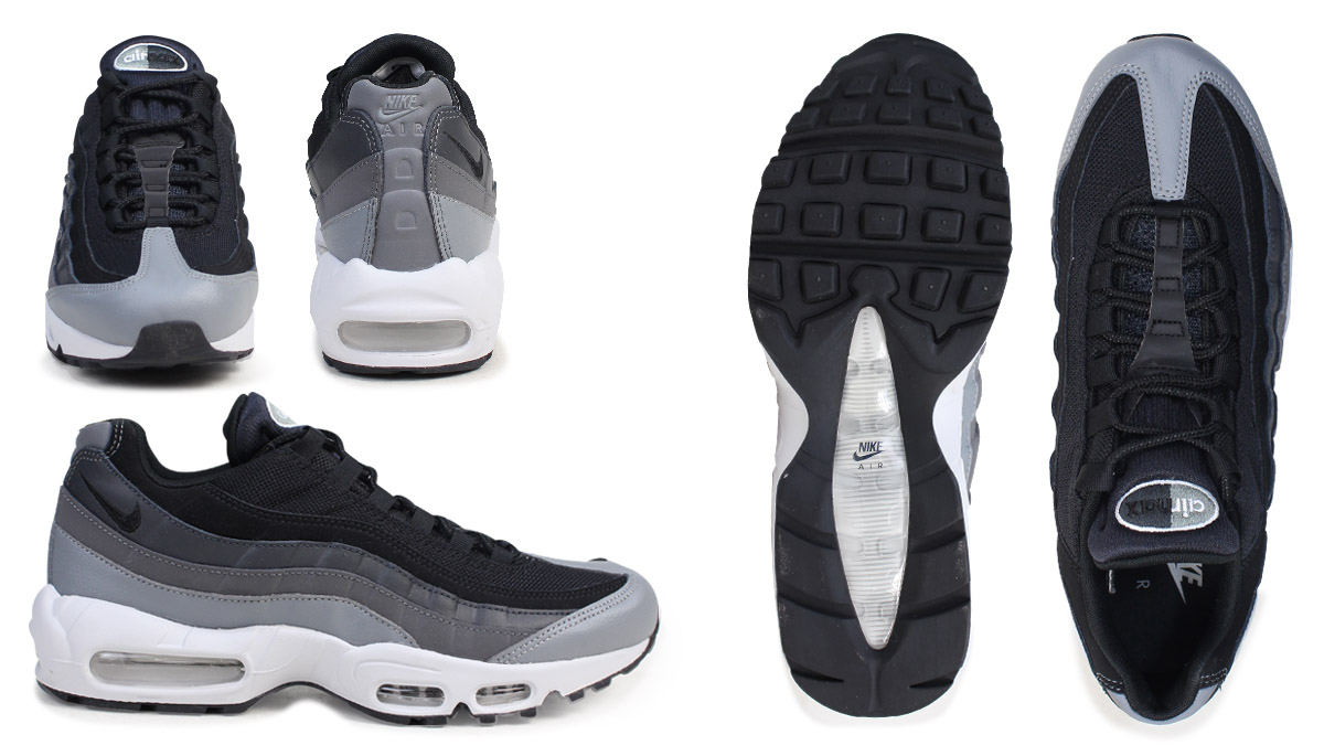 068668fb86 ... Nike NIKE Air Max 95 essential sneakers AIR MAX 95 ESSENTIAL 749,766-021  men's shoes ...