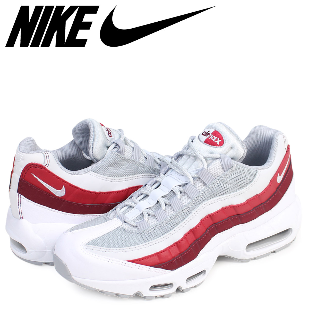 buy popular 615d8 143bb Nike Max 95 Shoe Shop A streetwear staple since 1982, the Air Force 1 was  the first basketball ...