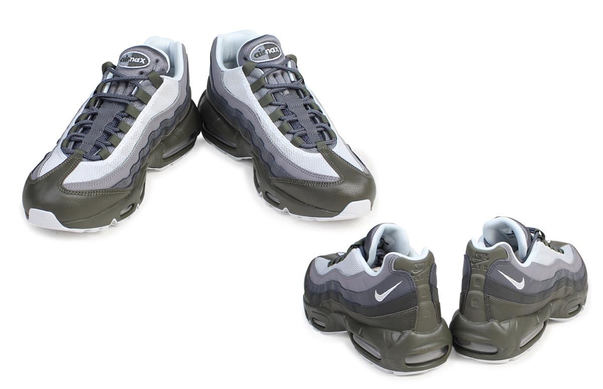 Nike Herren Air Max 95 Essential Cargo Khaki 749766 302