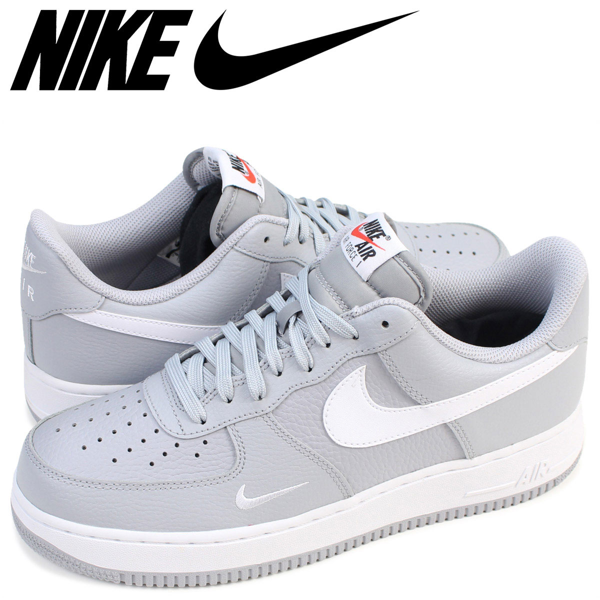 watch 4730e ec53b Sugar Online Shop   SOLD OUT  Nike NIKE air force 1 sneakers AIR FORCE 1 LOW  07 low 820,266-018 men s shoes gray  the 6 15 additional arrival    Rakuten  ...