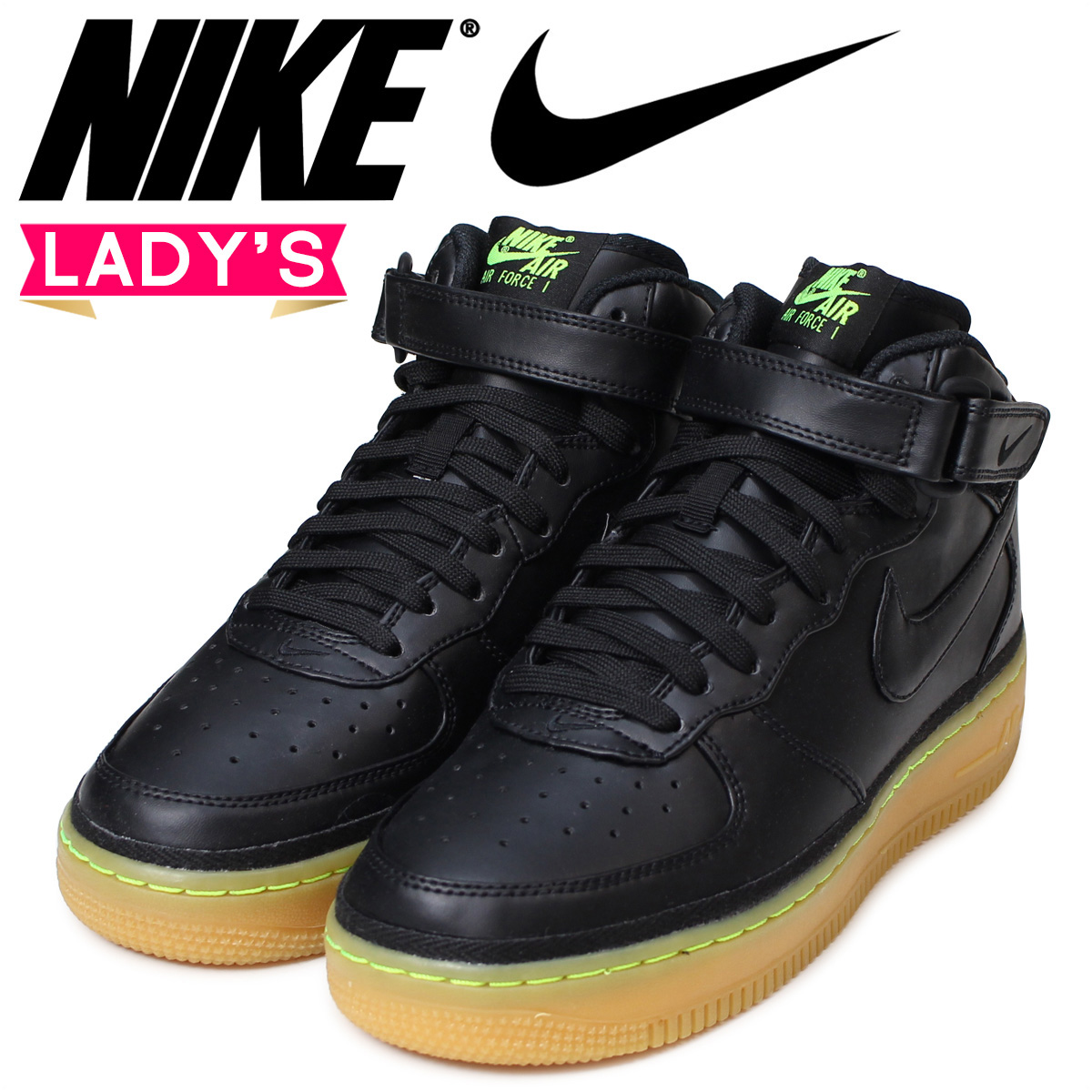 air max air force 1 mid