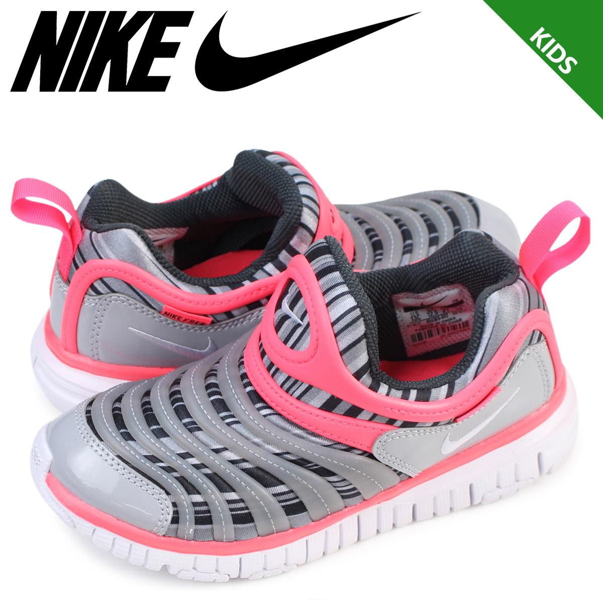 8c429df8e741 NIKE Nike dynamo-free kids Jr. child shoes sneakers DYNAMO FREE PS  834