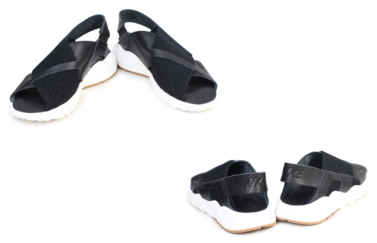 26987273052ae NIKE ブラック 靴 885118-001 ULTRA HUARACHE AIR W サンダル メンズ ...