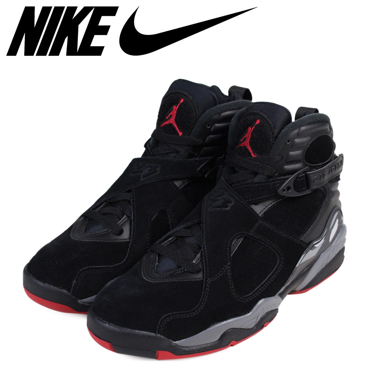 07c2aeed4056 Sugar Online Shop  NIKE Nike Air Jordan 8 nostalgic sneakers AIR ...