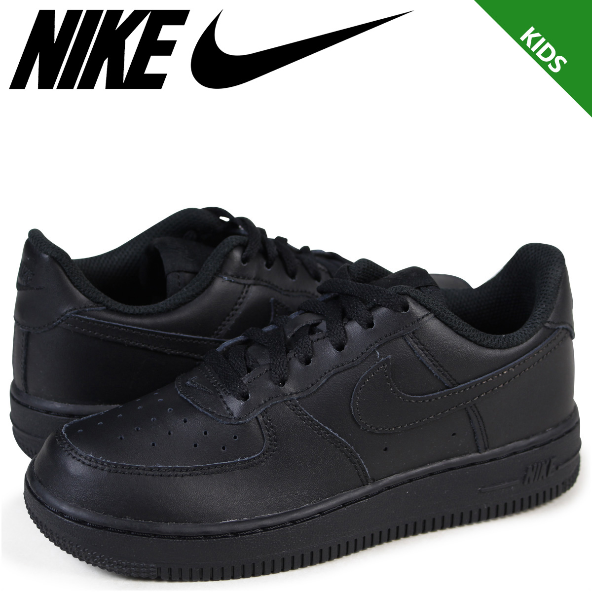 f6dc7c1a «Reservation products» «12 / 26 I will be in stock» Nike NIKE kids AIR  FORCE 1 LOW PS sneakers air force 1 Lo preschool leather junior children  PRESCHOOL ...