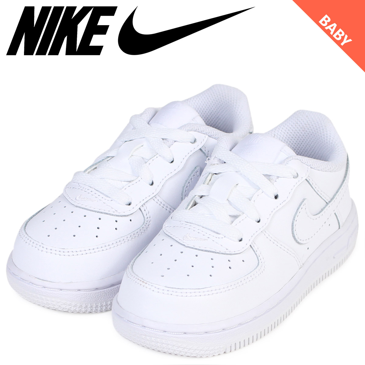 8f4cb4139a5c ... purchase nike nike air force 1 baby sneakers air force 1 td 314194 117  shoes white
