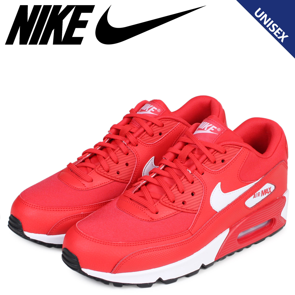 af12283f387 Sugar Online Shop  NIKE Kie Ney AMAX 90 Lady s sneakers WMNS AIR MAX ...