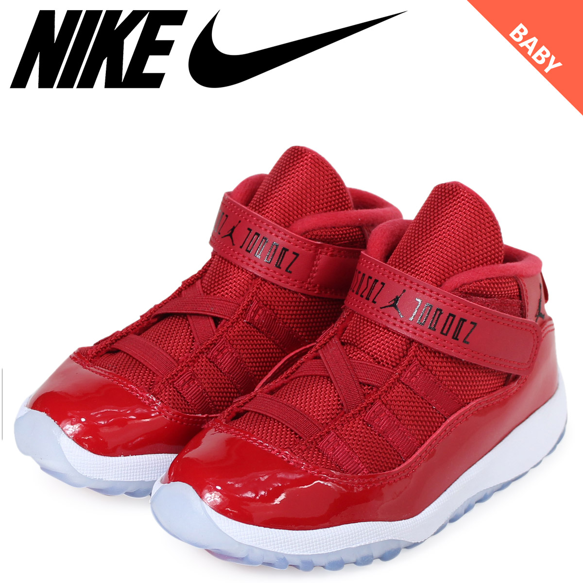 best service 27095 5aff9 ... best nike nike air jordan 11 baby sneakers air jordan 11 bt win like 96  378040